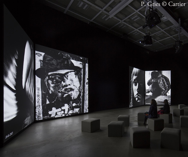 """EXPOSITION """" DAIDO MORIYAMA - DAIDO TOKYO """" A LA FONDATION CARTI"""