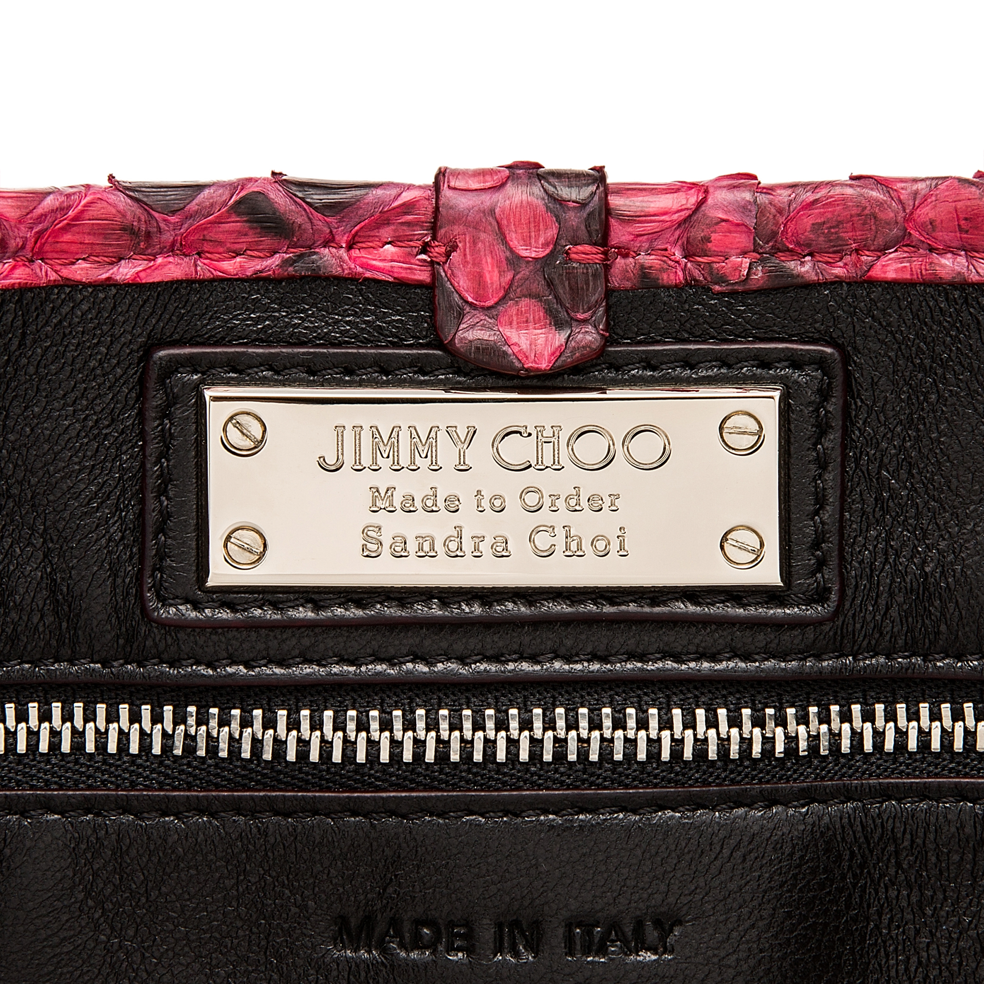 "JIMMY CHOO ""Made-to-Order Service"""
