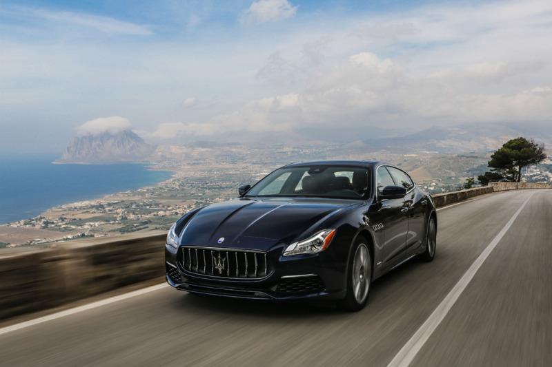 Maserati Quattroporte GTS GranLusso (66)