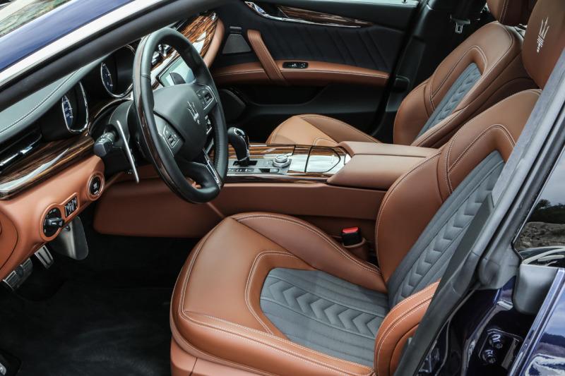 Maserati Quattroporte GTS GranLusso (47)