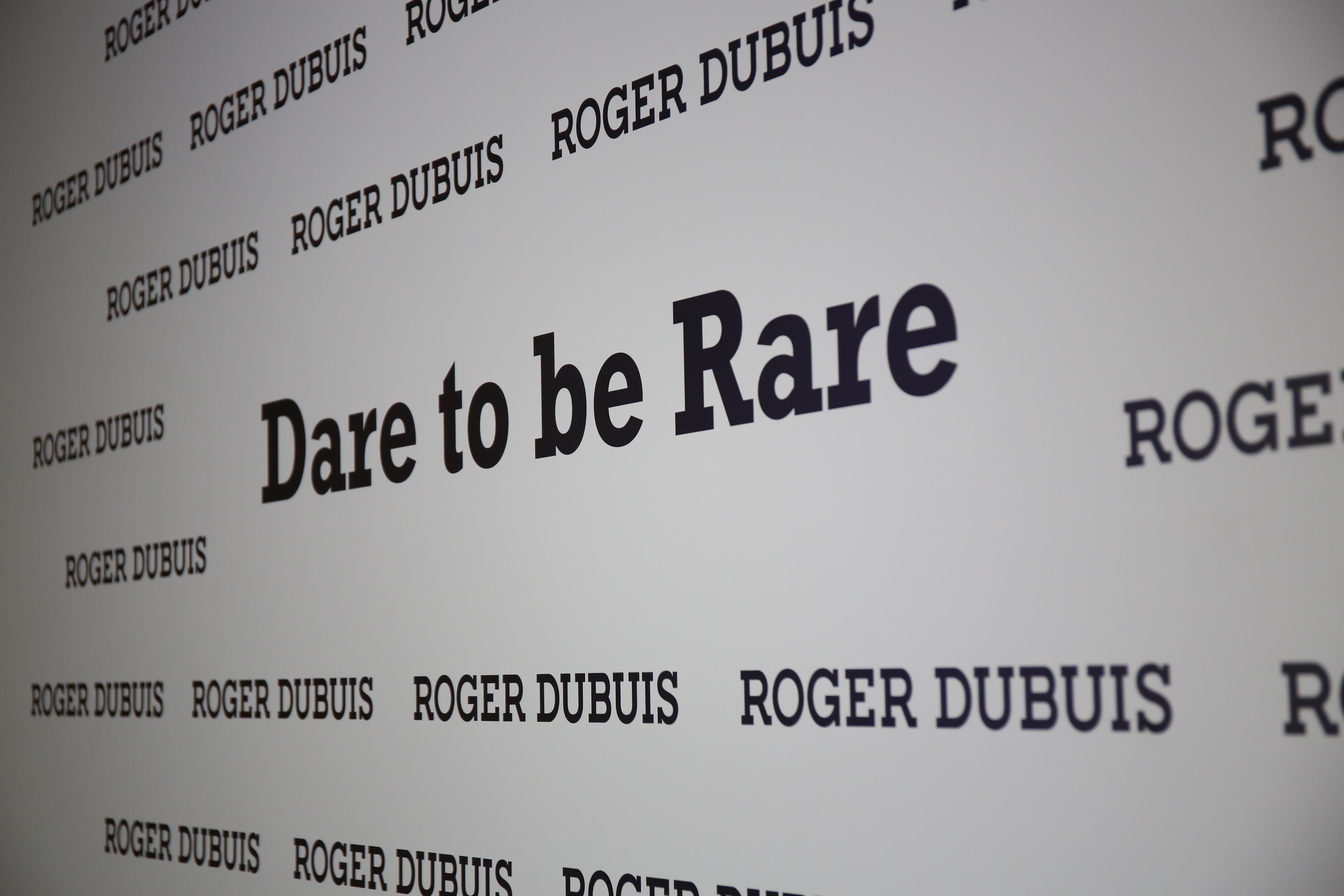 online store 9fc14 1ce77 ロジェ・デュブイが提案する体験という新たな価値 | THE RAKE ...