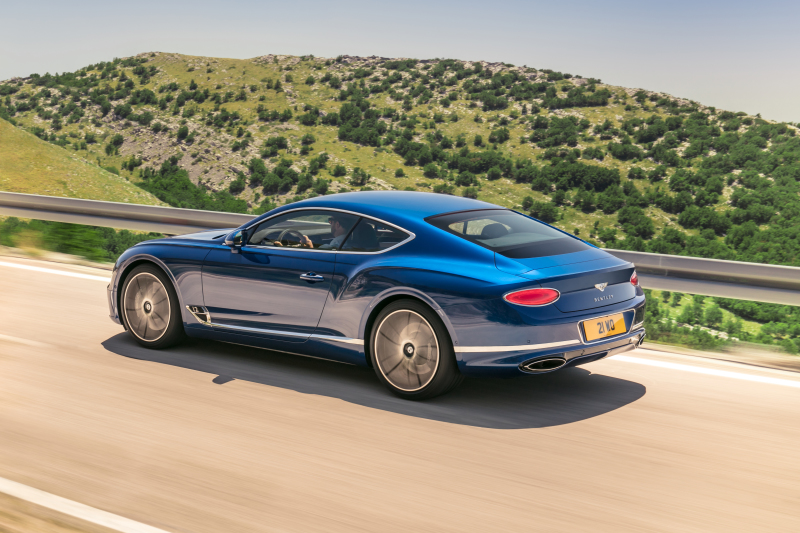 New Continental GT - 4